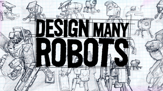 Design Many Robots Contest