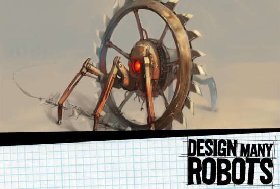 One Week Left to Design Many Robots!