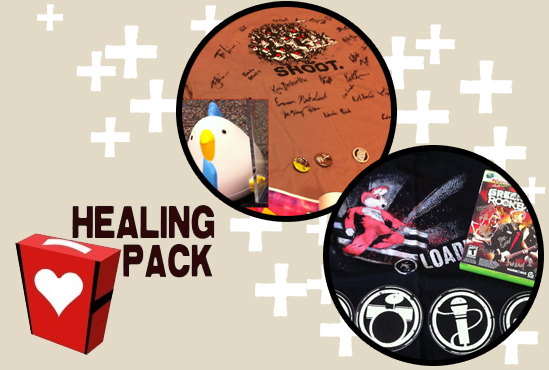 Healing Pack: Japan Disaster Relief
